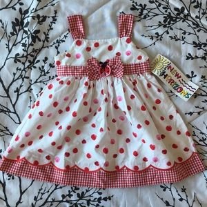 Other - NWT Toddler Girls Dress